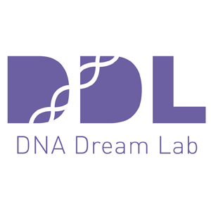 DNA Dream Lab, logon suunnittelu - Z-Factory